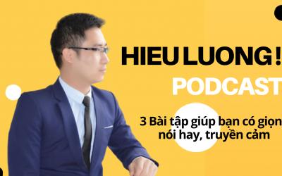 3 bài tập giúp bạn có Giọng nói hay, truyền cảm
