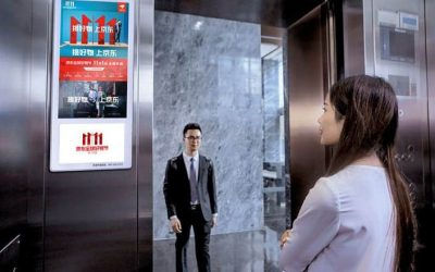 Màn hình quảng cáo tại thang máy giúp thu hút khách hàng như thế nào?