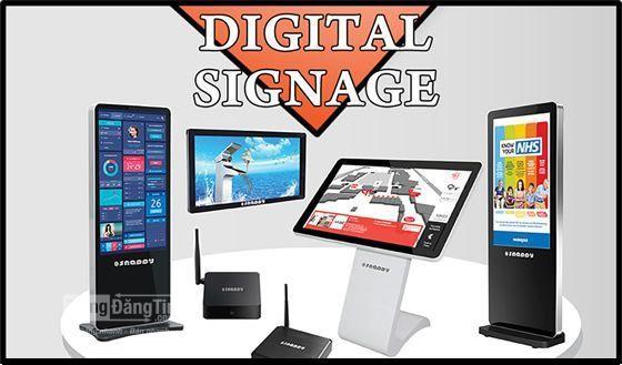 Digital Signage là gì? Vì sao doanh nghiệp nên sử dụng?